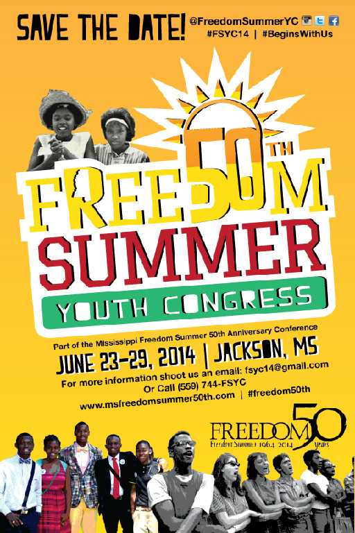 Youth_Congress_Freedom Summer_Flyer