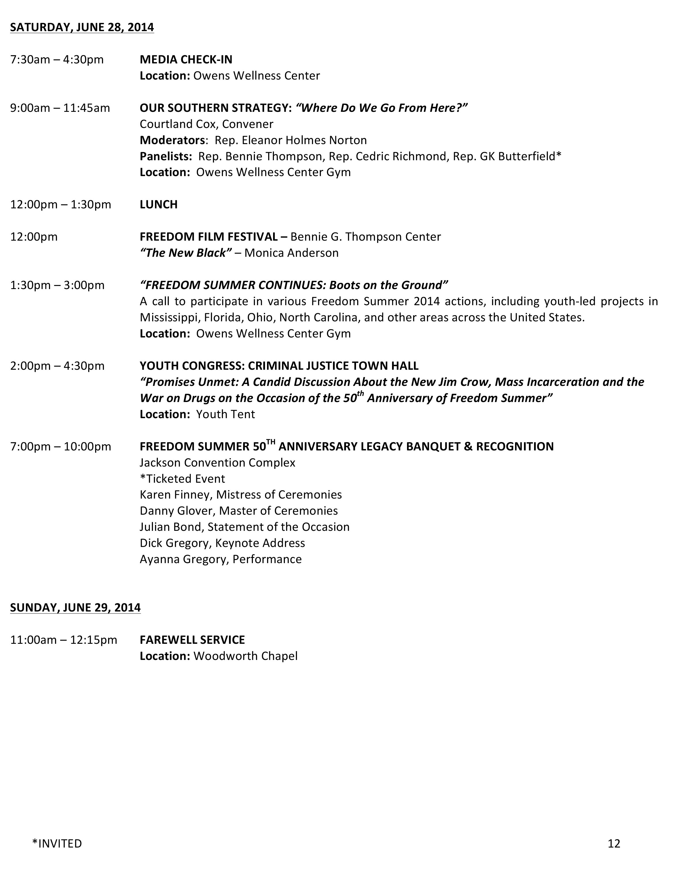 tougaloo muslim Conference agenda click here to view tougaloo college cofo civil rights education center, jackson state university international museum of muslim cultures.